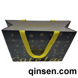 Beautiful Branded Gift Bags with Custom Brand and Glue Ribbon Ornament Handle